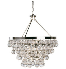 modern chandeliers by Lightology