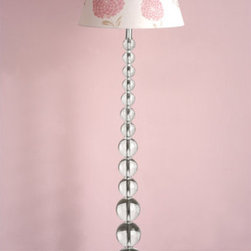 "Laura Ashley - Laura Ashley BFC003 53"" Chambord Floor Lamp - 53"" Chambord Floor LampLaura Ashley Home Lighting brings the distinctive style of Laura Ashley into your home with an impressive selection of lighting. Each piece embodies the English influence of Laura Ashley while bringing classical elegance to modern design."