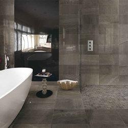 Bathrooms - Edimax Sands in the color Dark