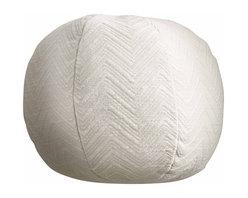 MysticHome - Chesapeake - Ball Pillow by MysticHome - The Chesapeake, by MysticHome