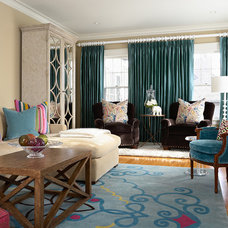 Contemporary Carpet Tiles by Julie Dasher Rugs
