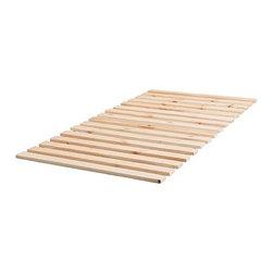IKEA of Sweden - SULTAN LADE Slatted bed base - Slatted bed base, pine