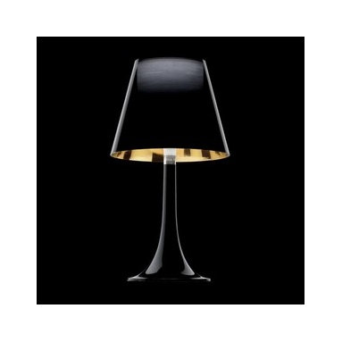 Flos - Flos | Miss K Table Lamp - Black - Design by Philippe Starck in 2003-2004.