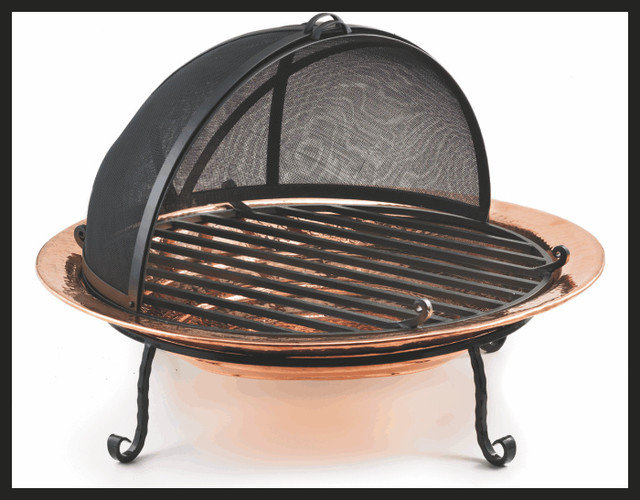 Traditional Fire Pits by CJ's Home Decor & Fireplaces