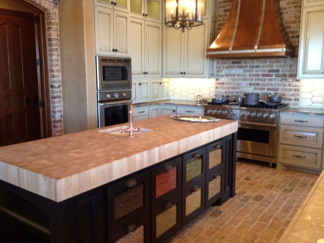 Traditional Kitchen Islands Carts Creative Cabinets Awesome Island Ideas Traditional Kitchen