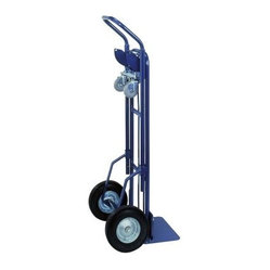 Wesco 2 In 1 Steel Hand Truck The Versatile Wesco 2 In 1
