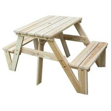 Traditional Kids Tables by Home Depot