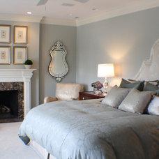 Traditional Bedroom by Hoskins Interior Design