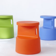 Modern Outdoor Stools And Benches by Design Public