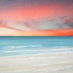 Beach art print - Francine Bradette