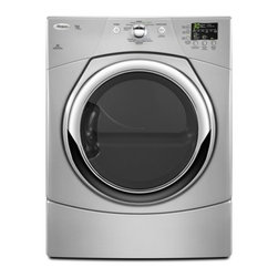 Whirlpool - WGD9371YL Duet 6.7 cu. ft. Capacity HE Gas Steam Dryer  High Efficiency Sensor D - The Whirlpool WGD9371Y is an all-around winner for your laundry room This high-efficiency dryer pays for itself with a savings of over 900 in energy costs Its all thanks to the sensor drying system which automatically stops the cycle when clothes are...