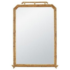 Asian Wall Mirrors by The Hickory Chair Furniture Co.