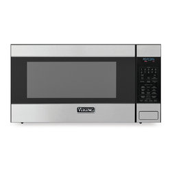 Viking 3 Series Countertop Microwave, Stainless Steel | RVM320SS - The Viking microwave provides an array of powerful settings. In addition to an extra-large capacity, it also offers exceptional features like warm/hold and sensor cooking.