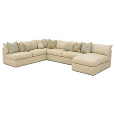 contemporary sectional sofas by Barbara Schaver @ Furnitureland South