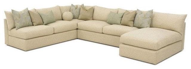 Contemporary Sectional Sofas by Barbara Schaver @ Furnitureland South