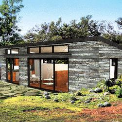 PCBC Modular Guest Home - Custom, modular guest home built by Irontown Homes.