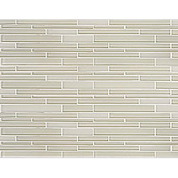 Modern Glass tile Backsplash - Backsplash.com LLC