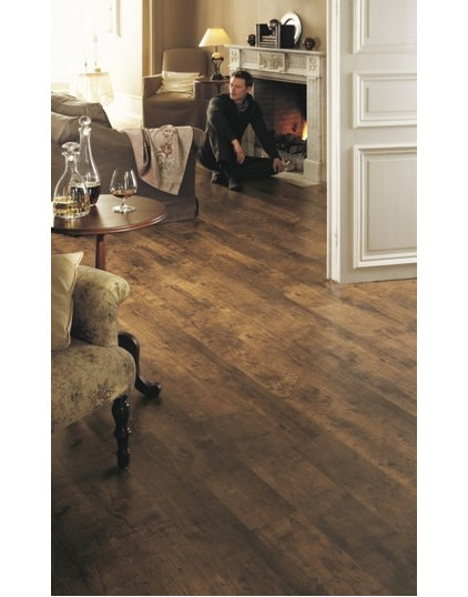 Contemporary Laminate Flooring by Quick-Step