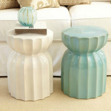 Asian Accent And Garden Stools by Ballard Designs