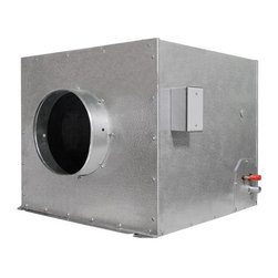 Vinotemp - 2000 Cu. Ft. Split Wine Cellar Cooling System - Split system wine cooling unit. Coverage size: good for 2000 cu. ft. or approximately 8500 bottles. Includes outdoor enclosure with condensing unit. Assembly required. Custom made: 2 to 3 weeks lead time. Fan coil specs: 115V/60Hz, 2.1A, 58 lbs.. Fan coil: 25.13 in. W x 29.75 in. D x 22.38 in. H. Condensing unit specs: 115V/60Hz, 15A, UL listed, 115 lbs.. Condensing unit: 24 in. W x 18 in. D x 17 in. H. Can be placed up to 50 feet away from the fan coil to allow for extremely quiet operation. Warranty