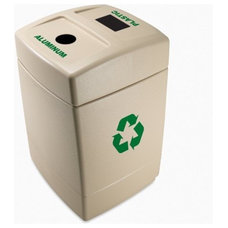 Modern Wastebaskets by Hayneedle