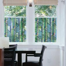 Contemporary Window Film by WallPops