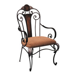 Ambella Home - New Ambella Home Arm Chair Victoria - Product Details
