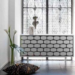 Tonin Casa - Tonin Casa | Honey Sideboard - Design by Nicola Tonin.