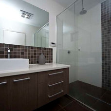 Contemporary Bathroom by Swell Homes