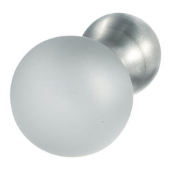 Frosted Cabinet Knobs