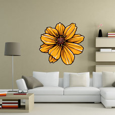 Contemporary Wall Decals by Vinyl Disorder Inc