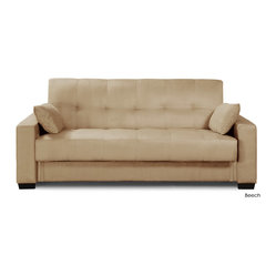 Napa Convertible Sofa Bed, Beech