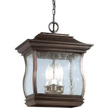 Pendant Lighting Brentwood Park Outdoor Pendant by Troy Lighting