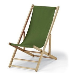 Telescope Wood Cabana Beach Chair - Suitable for solo lounging and perfect for parties the beach-readyTelescope Wood Cabana Beach Chair combines comfort with classic construction. A high quality solid North American hardwood frame supports a cloth seat capable of holding up to 250 pounds. Simple to fold and carry lounging anytime or anywhere has never been easier. About Telescope Casual FurnitureAfter 100 years in an industry where design differentiation is crucial for success Telescope Casual Furniture has become known for its ability to stand out. The century-old manufacturer exceeds most retailers' expectations not only by consistently turning out unique products but also by maintaining an unwavering stance with respect to quality. Recipient of the Casual Furniture Retailers Association Manufacturer Leadership Award the Granville N.Y.-based company will continue to push the envelope on already high standards for the next 100 years.