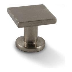 Residential Essentials - Satin Nickel Knob (RE10320SN) - Satin Nickel Knob