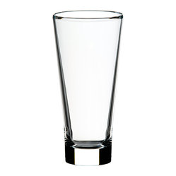 Riedel - Riedel Vinum Large Tumbler, Set of 2 - You'll take a tumble for this glassware set. Simply elegant lead crystal enhances the look of your table or bar and makes your favorite beverage all the better.