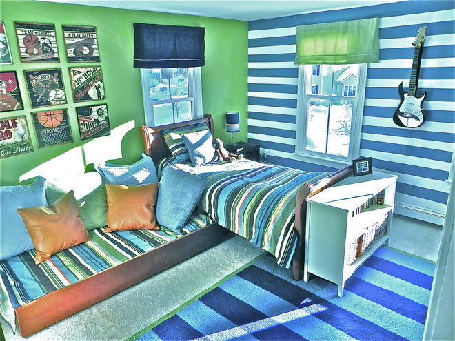 Traditional Kids by South Shore Decorating