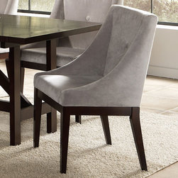 Coaster - Candice Side Chair, Set of 2 - Candice Side Chair, Set of 2