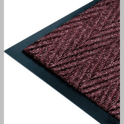 Buymats Inc - Apache Chevron Rib Commercial Mat - Dark Brown - 01-435-1408-20000300 - Shop for Door Mats from Hayneedle.com! About buyMATSOffering the widest array of mats in the world buyMATS guarantees satisfaction. Whether you're looking for yoga mats pilates mats exercise mats entry mats door mats play mats industrial mats and anti-fatigue mats buyMATS has the most and the best mats around.