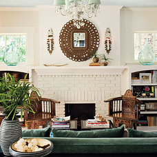 Living Room Decorating Ideas: Know When To Save or Splurge < Style Guide: 94 Liv