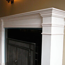 Traditional Fireplaces by Martin Dewitt Smith