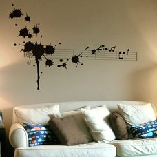 modern decals by Blik