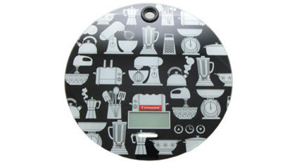 Eclectic Kitchen Scales by TYPHOON