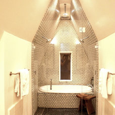 Contemporary Bathroom by cke interior design llc