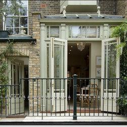 Metropolitan Orangery Design -