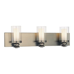 Minka Lavery - Minka Lavery 6363 3 Light ADA Compliant Bathroom Vanity Light from the Harvard C - Three Light ADA Compliant Bathroom Vanity Light from the Harvard Ct. CollectionFeatures: