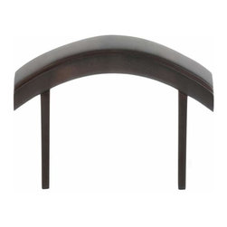 Alno Inc. - Alno Creations Arch 6 Inch Pull Chocolate Bronze A419-6-Chbrz - Alno Creations Arch 6 Inch Pull Chocolate Bronze A419-6-Chbrz