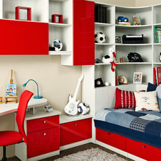 Modern Kids by California Closets Fort Lauderdale