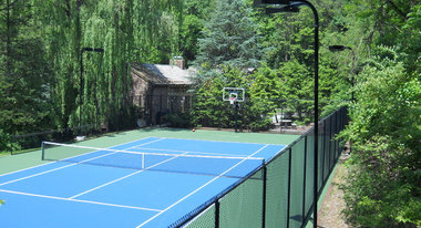Backyard Court Installers And Suppliers