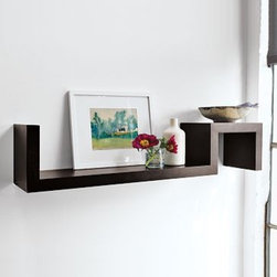 """S Wall Shelf 